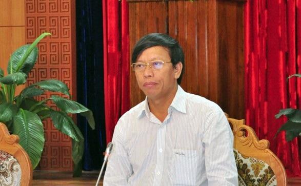 Ông Lê Phước Thanh có biểu hiện ưu ái, vun vén cho gia đình (Ảnh: Công Bính)