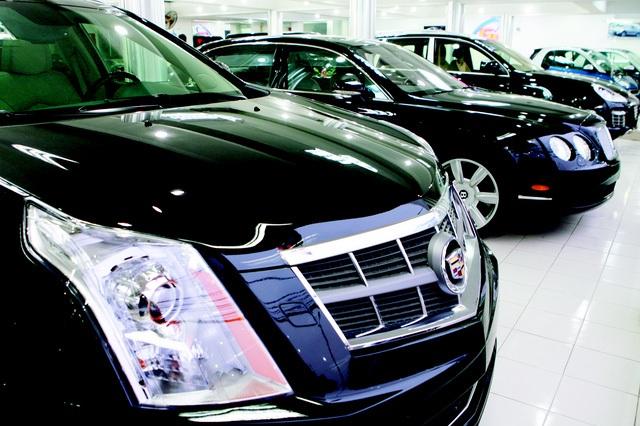 Những điểm nhấn của ngành ô tô trong năm 2016 - 1