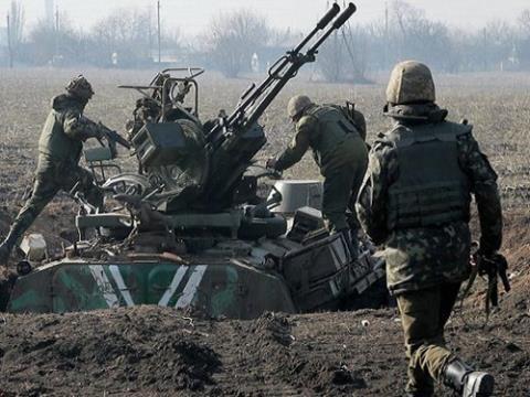 Ukraine quyết tâm tạo ra bước ngoặt trong năm 2017 tại Donbass
