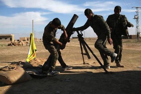 Lực lượng dân quân người Kurd thiện chiến và chống khủng bố hiệu quả.