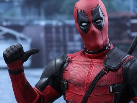 """""""Deadpool"""" là bộ phim rất được ưa thích trong năm qua"""