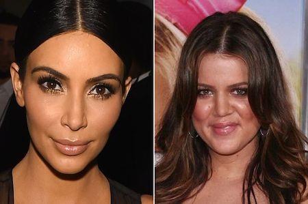 """Khloe Kardashian đã """"bật mí"""" khá nhiều về chị gái Kim Kardashian"""