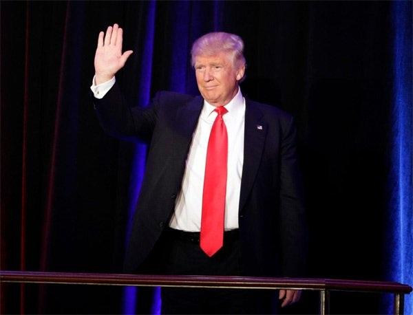 Tổng thống đắc cử Mỹ Donald Trump. Ảnh: AP