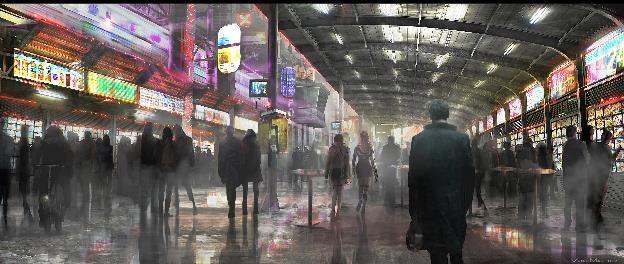 Những hình ảnh đầu tiên về bổi cảnh của Blade Runner 2049 vừa được tiết lộ
