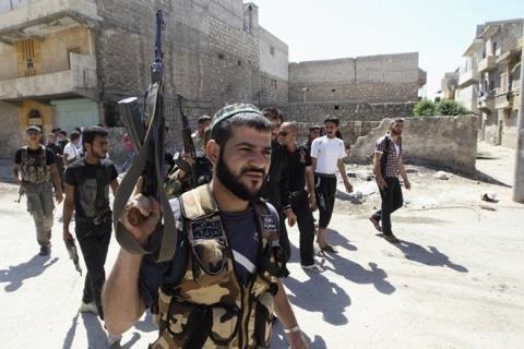 Nhiều tay súng IS phải bỏ vũ khí chấp nhận đầu hàng