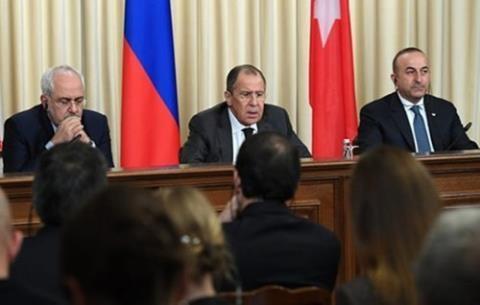 Nga đang hóa giải các mâu thuẫn và giành thắng lợi lớn trong cuộc đàm phán tại Astana