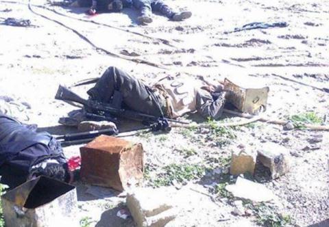 Đặc nhiệm Syria tiêu diệt mục tiêu ở Đông Ghouta, Damascus.