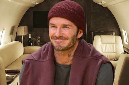 """David Beckham tiếp tục gây """"bão"""" cho người hâm mộ"""
