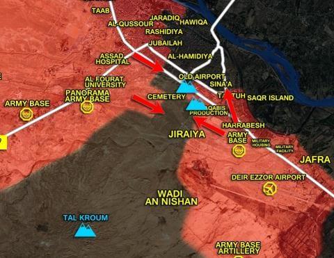 IS tăng quân, thổi Palmyra thành lò lửa - 2