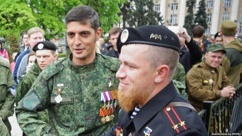 Givi và Motorola huyền thoại của miền Đông Ukraine đã tử nạn.