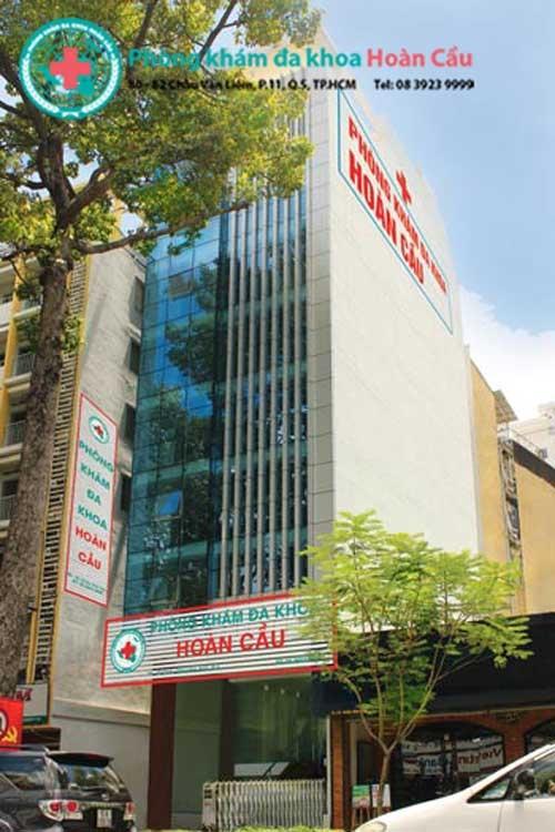Công ty TNHH Một thành viên Dịch vụ Y tế Hoàn Cầu bị xử phạt
