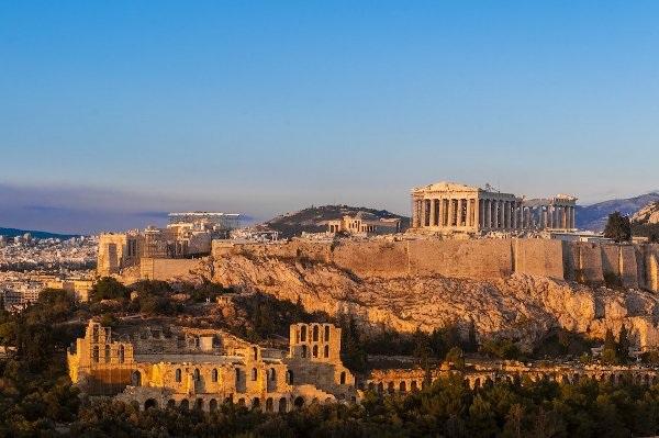 20 bức ảnh dụ dỗ bạn đến Hy Lạp - Đất nước của các vị thần - 1