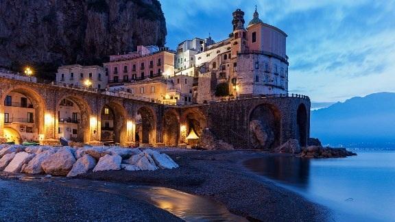 10 thị trấn nhỏ xinh đẹp của nước Ý - 1