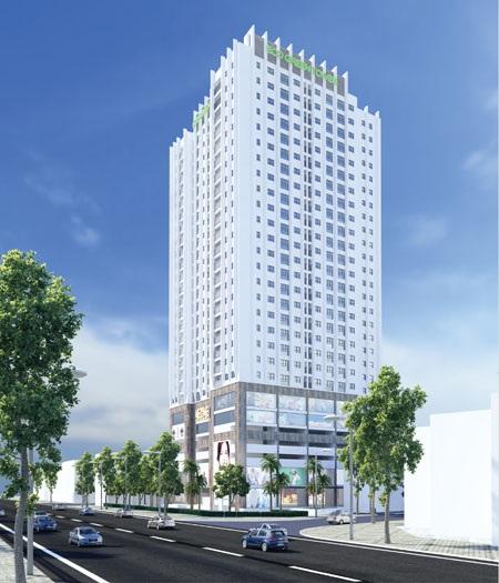 Eco Green Tower sở hữu vị trí trung tâm quận Hoàng Mai