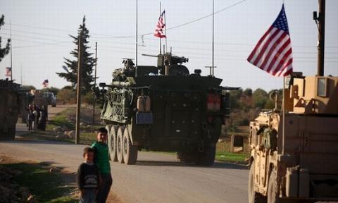 Mỹ đang ngày càng gia tăng hiện diện trong lãnh thổ Syria