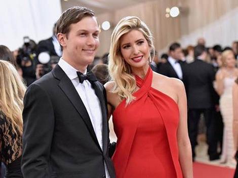 Ivanka Trump và chồng, Jared Kushner tạo nên cặp đôi quyền lực mới ở Washington.