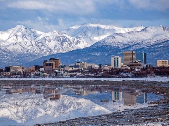 20 bức ảnh quyến rũ bạn đến Alaska - 1