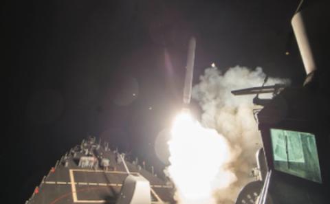 Phe đối lập chỉ nhận được sự sợ hãi sau vụ Tomahawk Mỹ bay vào Syria