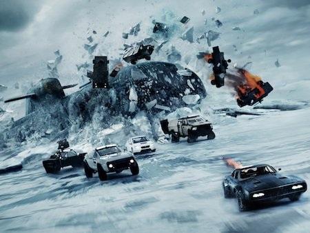 """""""Fast and Furious"""" chứa rất nhiều cảnh đua xe hoành tráng"""