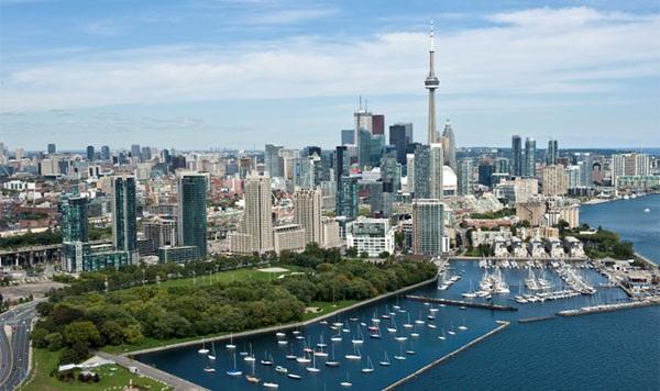 Toronto – Thành phố có nền kinh tế phát triển nhất Canada