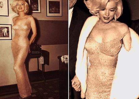 Ngay từ thập niên 60 của thế kỉ trước, những bộ cánh sexy mà huyền thoại điện ảnh Marilyn Monroe lựa chọn đã tạo nên một trào lưu mới tại Hollywood và đặc biệt, chiếc váy bó sát của Marilyn Monroe trong bữa tiệc sinh nhật Tổng thống Kennedy hồi năm 1962 đã thực sự trở thành một biểu tượng khó quên