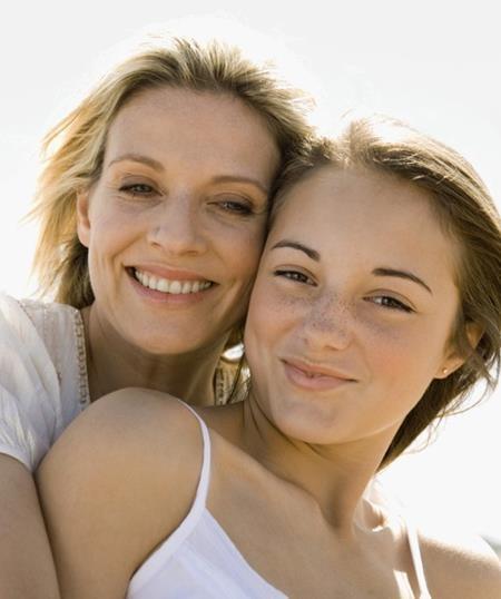 Bài học về vẻ đẹp và hạnh phúc mẹ nên dạy con gái - 1