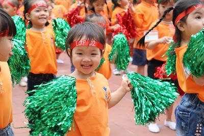 Trải nghiệm Ngày hội Thể thao tuyệt vời tại hệ thống Giáo dục CGD Victory - 1