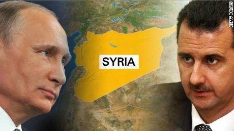 Washington đang chuẩn bị kế hiểm khiến Putin không thể hóa giải để cứu Assad?