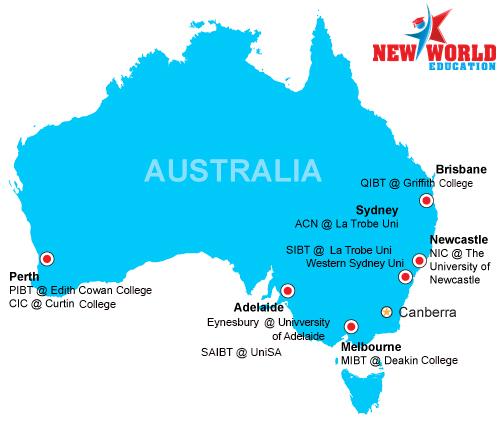 Săn học bổng du học Úc lên đến 30% từ tập đoàn giáo dục Navitas 2017 - 1