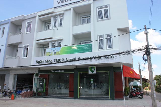 Ngân hàng TMCP Ngoại thương Việt Nam, nơi xảy ra vụ cướp