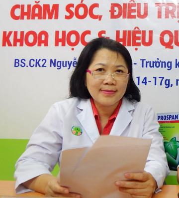 Bác sỹ Nguyễn Thị Thanh