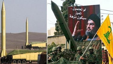 Lực lượng Hezbollah đã mở cuộc tấn công vào khu vực phụ cận cao nguyên Golan