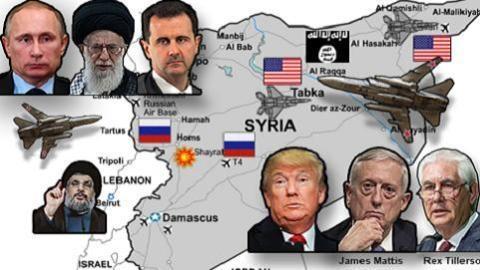Syria hiện có quá nhiều kẻ thù nên cần phải có chiến lược khéo léo