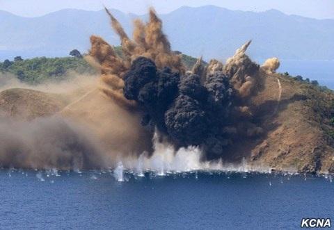 Vì sao ông Kim Jong-un không hề e sợ khi Mỹ rầm rộ điều quân đến - 2