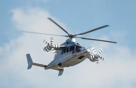 Trực thăng X3 Rotorcraft của châu Âu