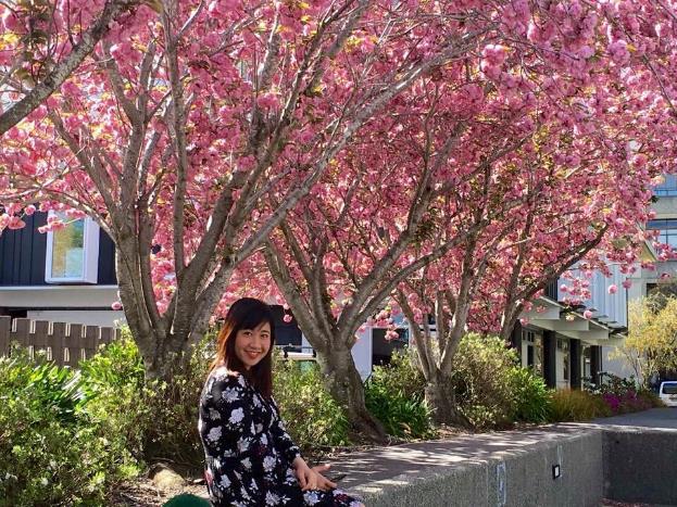 Chị Ngọc Anh hiện cùng gia đình sinh sống, làm việc và nghiên cứu tại New Zealand