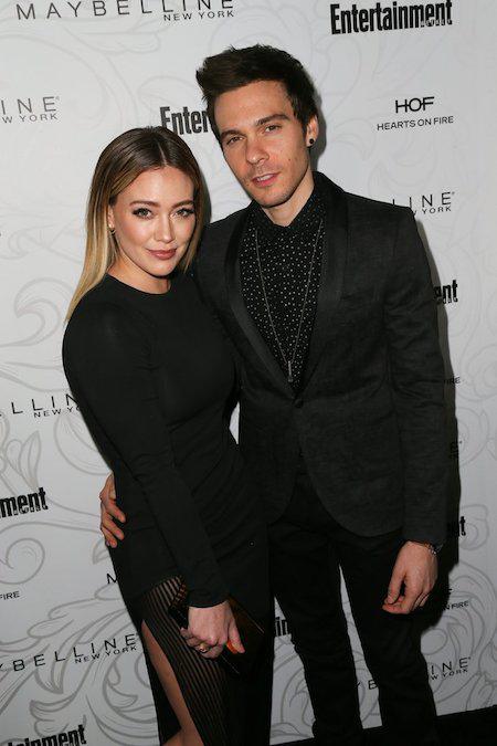 """Chỉ sau một thời gian ngắn hẹn hò, Hilary Duff và Matthew Koma đã bất ngờ tuyên bố chia tay vào tháng 4 năm nay do lịch trình của cả hai đều quá bận rộn dẫn tới tình cảnh """"xa mặt cách lòng"""""""