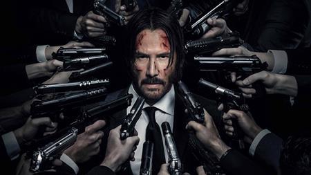 """""""John Wick: Chapter 2"""" không chỉ tiếp nối thành công đầy bất ngờ của phần một mà các cảnh hành động trong phim còn kịch tính, đầy màu sắc và hoành tráng hơn rất nhiều. Gay cấn và mãn nhãn tới phút chót, màn trở lại của """"ông kẹ"""" John Wick do Keanu Reeves thủ vai xuất sắc đến mức gần như chắc chắn khán giả sẽ có cơ hội gặp lại gã sát thủ này trong phần phim """"John Wick 3""""."""