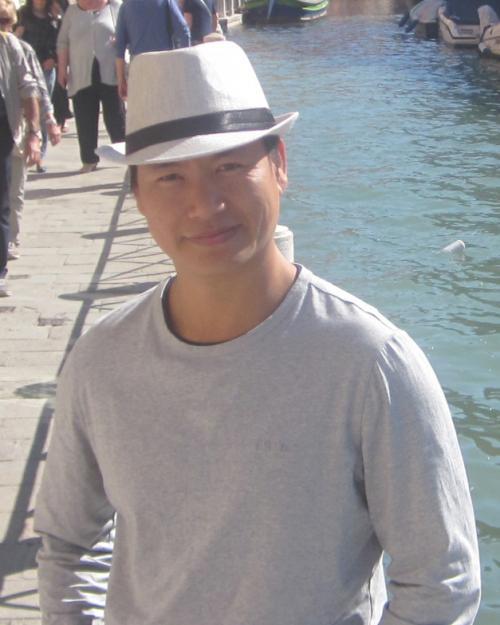 TS. Trần Quang Huy (Nguồn ảnh: neb-researchgroup)
