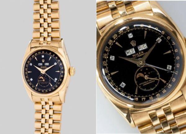 Các nhà đấu giá kỳ vọng mức kỷ lục của chiếc đồng hồ này