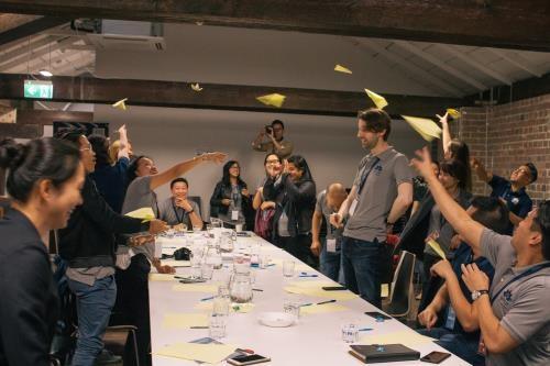 Các nhà lãnh đạo trẻ đến từ Việt Nam và Úc hội ngộ tại Diễn đàn Lãnh Đạo Trẻ Việt - Úc - 2