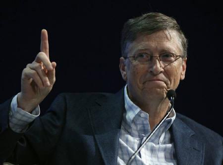 Tỷ phú Bill Gates. (Ảnh: Reuters)