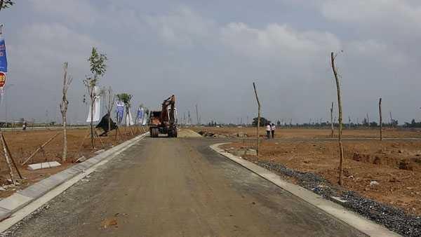 Giá đất nhiều khu vực đang đắt như Hà Nội