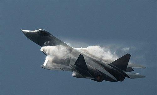 Máy bay chiến đấu thế hệ thứ 5 PAK FA.
