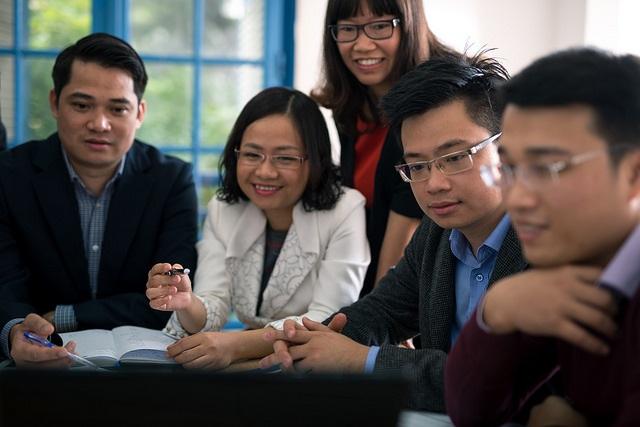 Học viên CFVG MEBF hiện đang làm việc tại các ngân hàng và tổ chức tài chính lớn