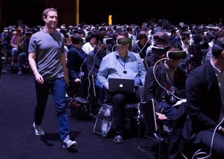 Thực tế ảo và nội dung 360 độ đánh dấu kỷ nguyên phát triển mới của toàn ngành công nghiệp.