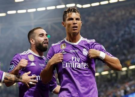 C.Ronaldo đã có một mùa giải hết sức thành công