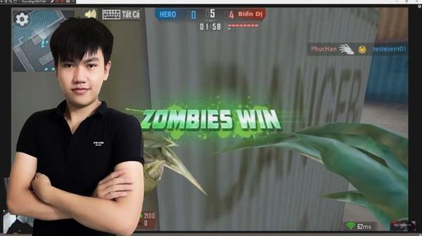 Không ngạc nhiên khi Tiền Zombie V4 được bình chọn với số phiếu áp đảo và nhận danh hiệu Youtuber được yêu thích nhất Đột Kích năm 2016 vừa qua. Khởi động năm 2017 rất tốt với lượt người xem, đăng ký tăng đều nhờ chăm ra video chất lượng, Tiền Zombie V4 hứa hẹn tiếp tục là cái tên hot trong làng game tương lai.