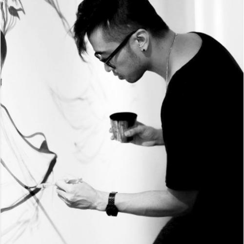 Đan Nguyễn còn là một họa sĩ graffiti.