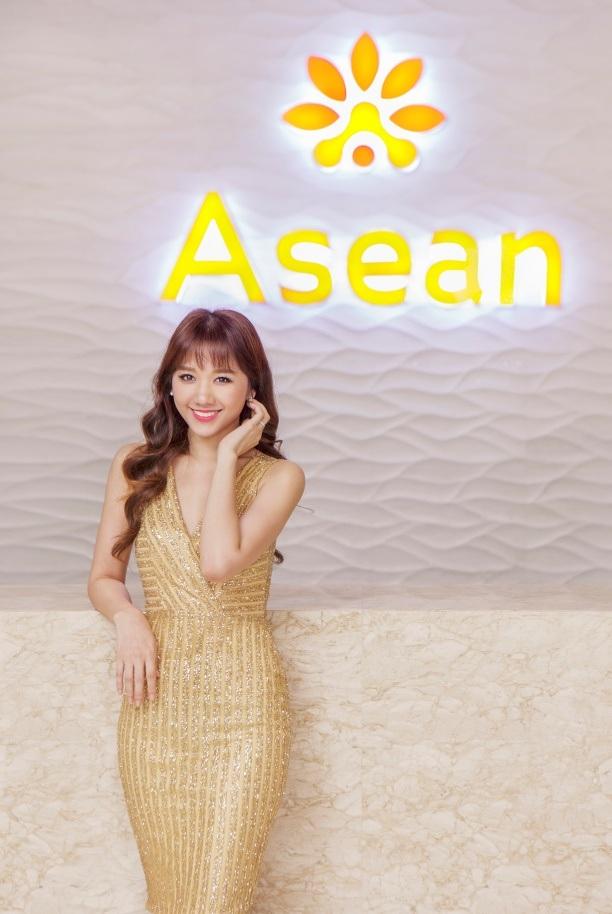 Ngoài Hari Won làm đại sứ thương hiệu cho phần hình ảnh, Asean còn tin gì hot?